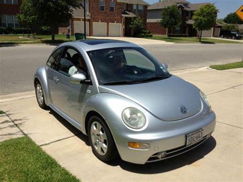 Buy Used 2002 Volkswagen Beetle