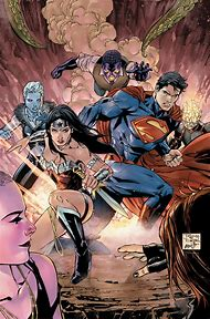 Wonder Woman Superman 2