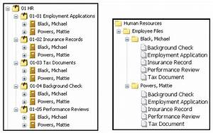 how to make hr records management way easier part 1 With hr electronic document management