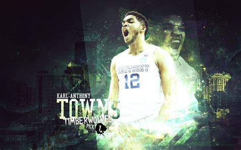 Karl Anthony Towns Wildcats