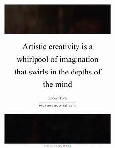 Artistic creati... Swirl Quotes