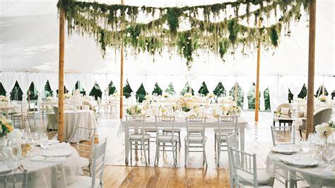 tent decorating ideas  raise  roof   wedding
