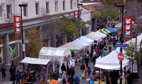 christmas eve telegraph avenue holiday street fair