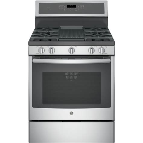 ge profile pgb911sejss ge profile series 30 quot free standing gas