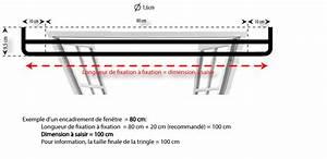 Tringle Extensible Autobloquante 3m : tringle rideaux tringle rideaux chemin de fer mont e ~ Dailycaller-alerts.com Idées de Décoration