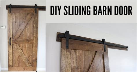 10 Diy Barn Doors
