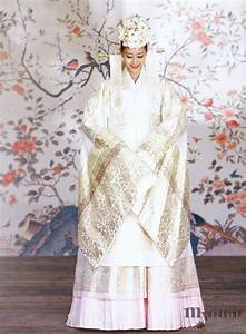 trendy and traditional wedding dresses for korean With korean traditional wedding dress
