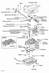 A340f Automatic Transmission Repair Manual