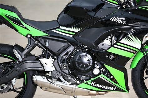Kawasaki Ninja 650 (2017-on) Review