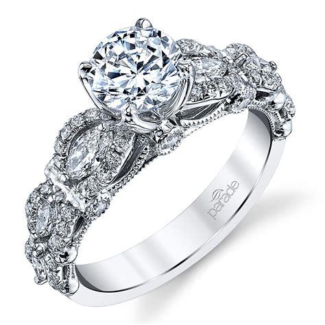 Parade Hemera Bridal R3908 14 Karat Diamond Engagement. $5000 Wedding Rings. Stanford Rings. Dainty Engagement Rings. Wadding Wedding Rings. Bypass Engagement Rings. 2.40 Carat Engagement Rings. Circular Engagement Ring Wedding Rings. Fat Hand Engagement Rings