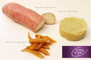 Culture De La Patate Douce : patate douce et pomme de terre ne sont pas de la m me ~ Carolinahurricanesstore.com Idées de Décoration