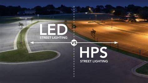 high pressure sodium lights vs led key benefits of solar street lights for parking lots