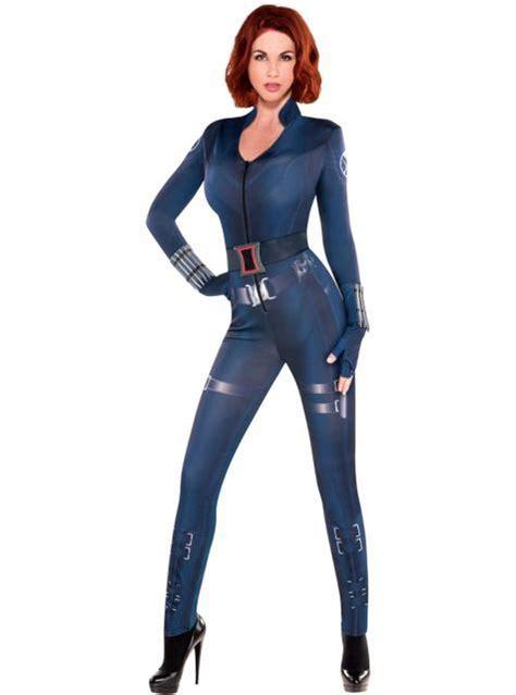 Adult Black Widow Costume 4999 Captain America 2