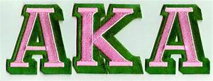 fraternity With aka greek letters