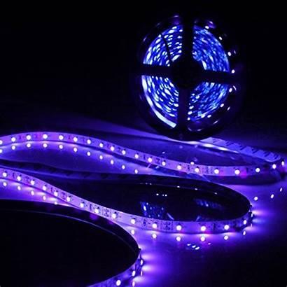 Led Uv Strip Ultraviolet Lights Waterproof Blacklight