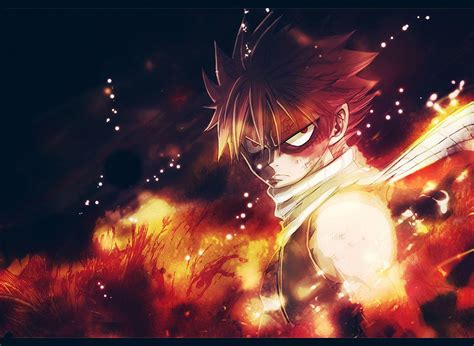 natsu dragneel wallpapers wallpaper cave