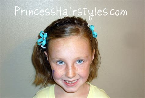 Back To School Basic Hairstyles