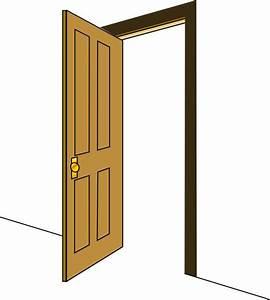 Open Door Drawing - Pilotproject.org