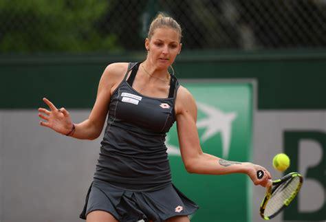 Kristyna Pliskova o avertizeaza pe Simona Halep inaintea meciului din optimi