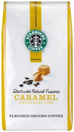 Which incidentally is what they are. Starbucks Natural Fusions Caramel 11Ounce Bag *** Read more at the image link. (This is an ...