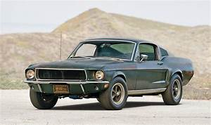 "1968 Ford Mustang ""Bullitt"" - American Car Collector"