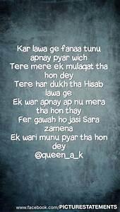 Punjabi quote i... Satinder Satti Quotes