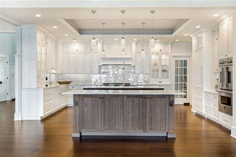 kitchen islands and bars coastal kitchen brick jersey by design line kitchens
