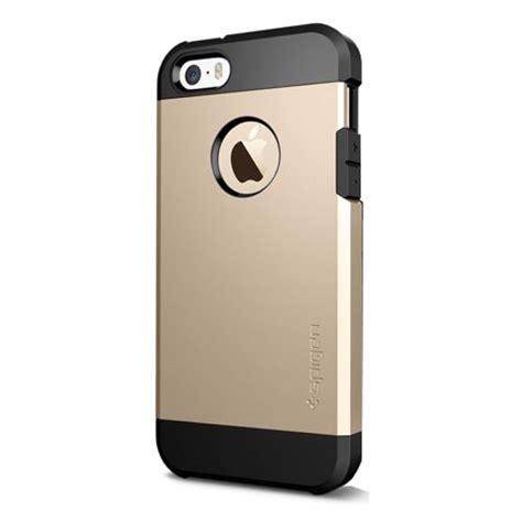spigen tough armor iphone 5s spigen sgp tough armor for iphone 5s 5 chagne gold