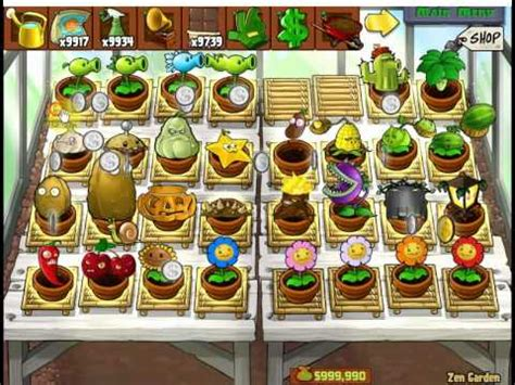 plants vs zombies zen garden plants vs zombies zen garden my collection