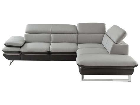 canape d angle pas cher conforama canapé d 39 angle fixe droit 5 places prestige canapé