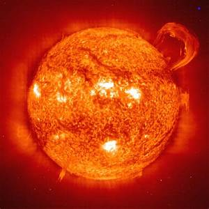 Solar Eruption Video – Starts With A Bang