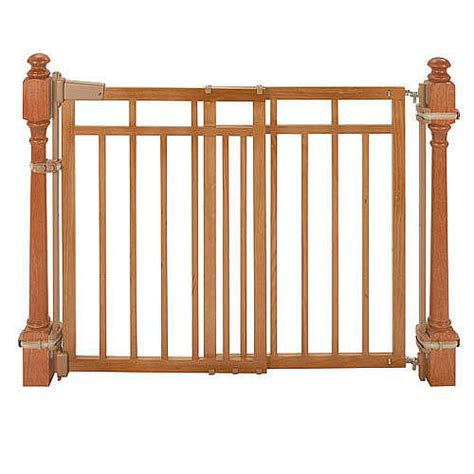 Wooden Baby Gates For Stairs With Banisters by Baby Stair Gates Newsonair Org