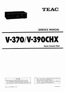 Teac V-370