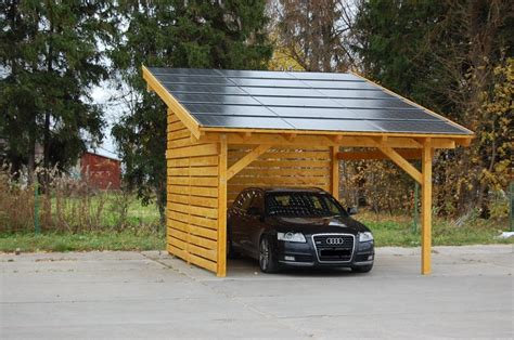 Photovoltaik Carport Anlage Kosten  Sams Gartenhaus Shop