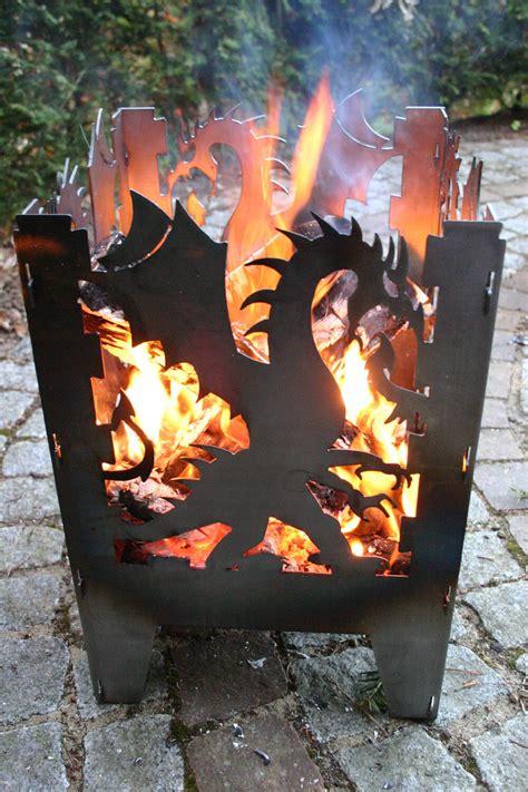 amazing metal fire pit designs home design garden
