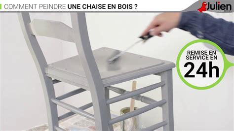 repeindre une chaise comment peindre une chaise en bois peintures julien