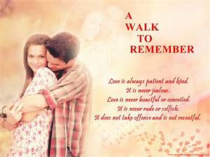 Quotes From A Walk To Remember. QuotesGram