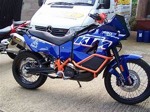 Ktm 990 Adventure 2012 Booked In For Ecu Re
