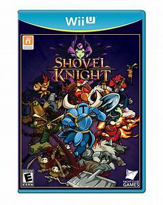 Shovel Knight Physical Version Coming To A Store Near