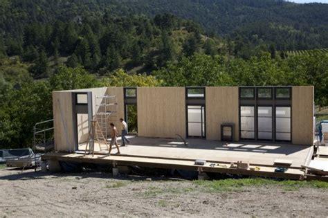 homelib maison en kit bois kit maison passive ou maison kit bois