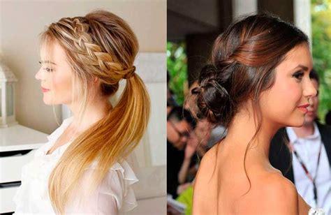 acconciature capelli lunghi idee semplici  veloci