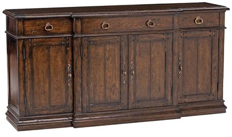 Unfinished Wood Sideboard by Gorgeous Solid Wood Oak Sideboard Buffet 72 X 19 X 36