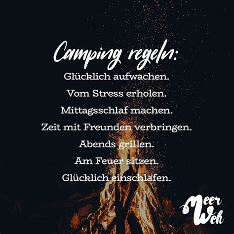 camping regeln camping visual statements und camping tipps