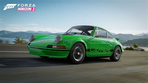 Forza Horizon 3's Latest Car Pack Comes With Seven Porsche