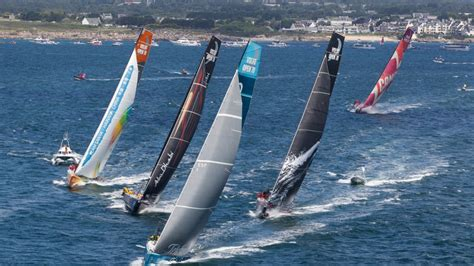 race schedule volvo ocean race