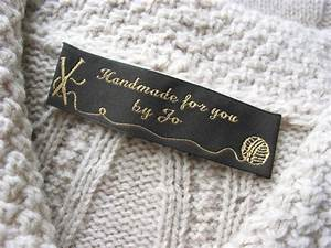 custom clothing labels personalized woven sew on labels With cloth labels for handmade items