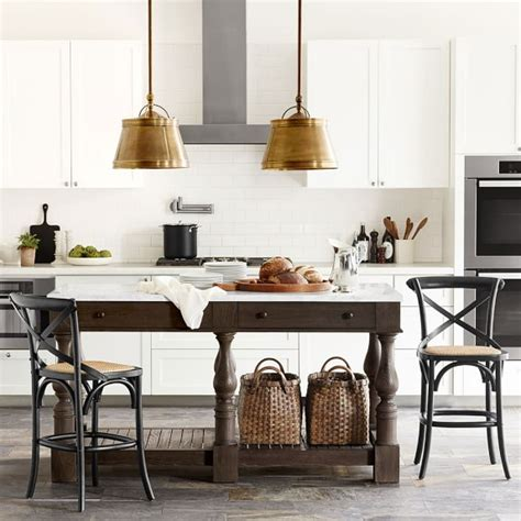 Winfield Double Kitchen Island  Williams Sonoma. Solid Red Kitchen Rugs. How To Get Rid Of Small Red Ants In Kitchen. Carolina Country Kitchen. Modular Kitchen Designs Red White. Country Kitchen Joshua Tree. Country Kitchen Pelham. Small Modern Kitchen Design Ideas. Modern Kitchen With Bar