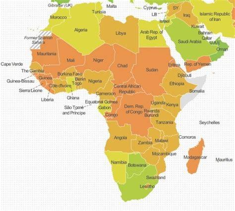 Afryka - Powstał ranking państw pod względem zagrożenia ...