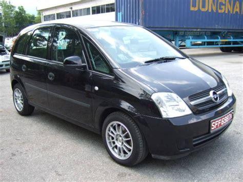 Used 2003 Opel Meriva Photos