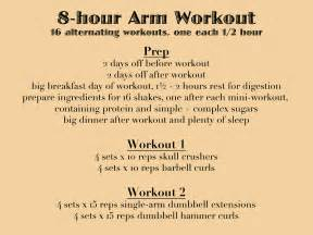 Home Arm Workouts Photo